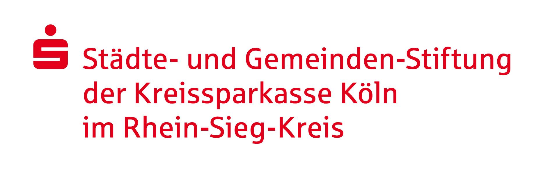 Bildergebnis für Städte- und Gemeindestiftung der Kreissparkasse Köln Logo